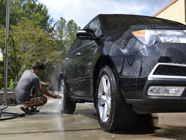 Cartique Carwash - Exterior Detailing
